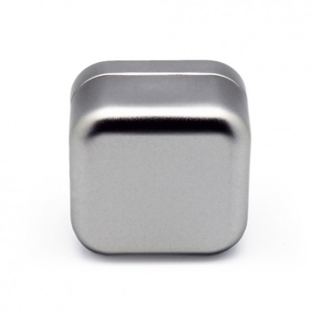 Caja metal cuadrada tamaño M