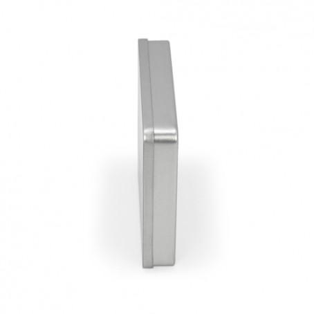 Caja metal con tapa