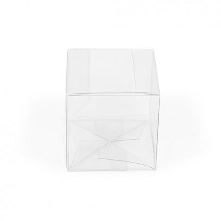 Cubo PET | Cajas de acetato regalo | Cajas de plástico