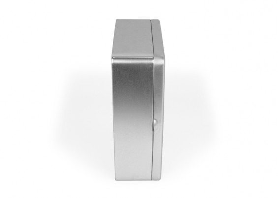 Caja de metal con 6 separadores