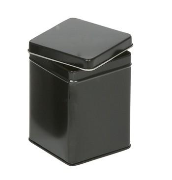 Embalaje cuadrado negro M