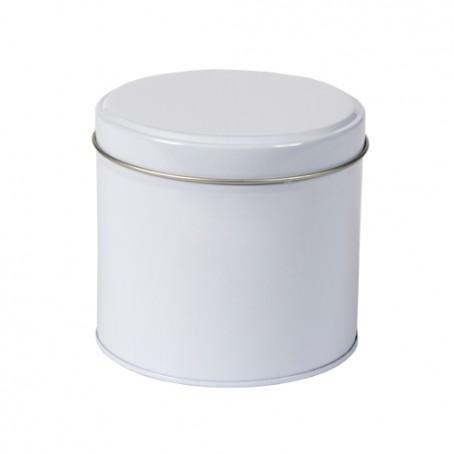 Embalaje blanco redondo