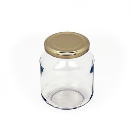 Frasco de vidrio ovalado - Vidrio plastico transparente precio ...