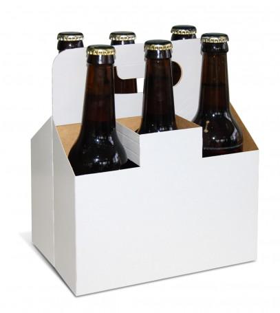 Embalaje para 6 cervezas