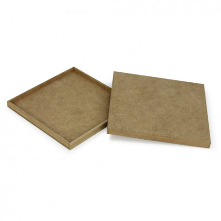 Embalaje en madera MDF
