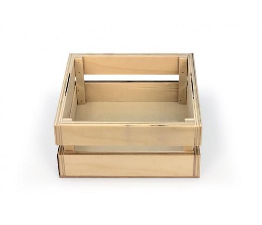 Cesta de madera - Cestos de madera ...