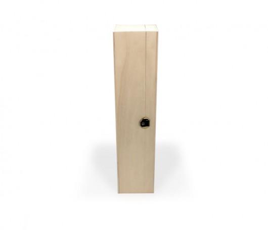 Caja de madera con cierre