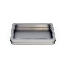 Caja metal A6 Maxi con ventana