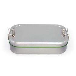 Caja de metal tipo caja de almuerzo