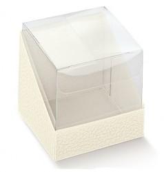 Embalaje en PET y base en cartón