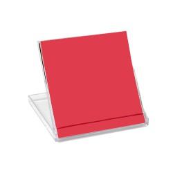 Caja de plástico para calendario