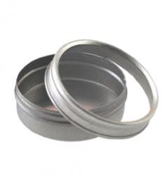 Embalaje metal redondo baja