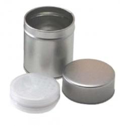 Embalaje metal 2 tapas