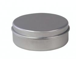 Embalaje aluminio redondo