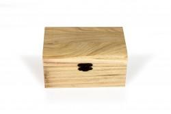 Baúl de madera grande