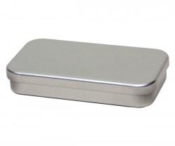 Caja metálica pequeña