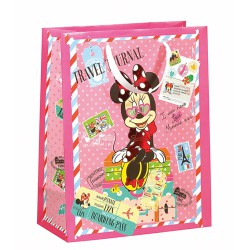 Bolsa con diseños de Minnie