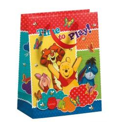 Bolsa con diseños de Winnie the Pooh