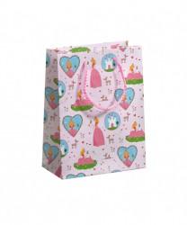 Bolsa con diseño de princesa