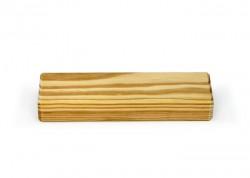 Caja de madera para dos boligrafos